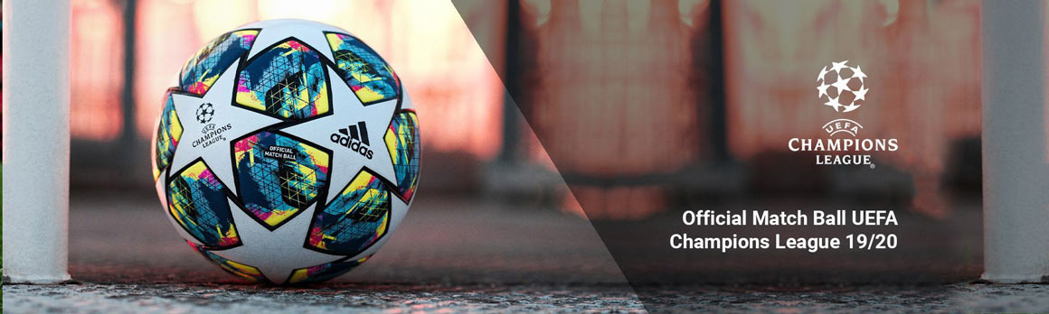 UEFA Champions League Adidas Finale 19/20