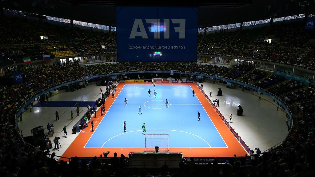 Перший «офіційний» чемпіонат світу з футзалу 1989 року в Голландії