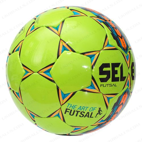Футзальний м'яч Select Futsal Master - shiny green, артикул: 1043430442