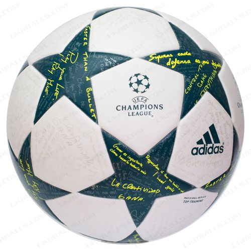 Футбольний м'яч Adidas Finale Top Training FIFA, артикул: AP0373 фото 9