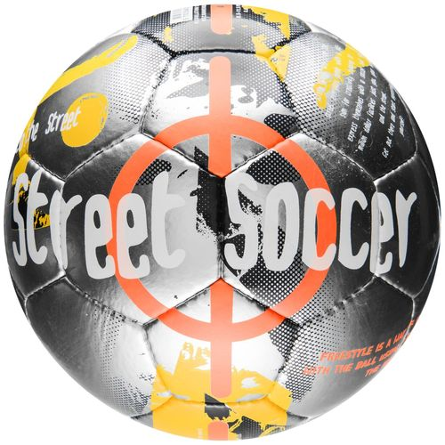 Футбольний м'яч Select Street Soccer - Grey-Orange, артикул: 0955235995