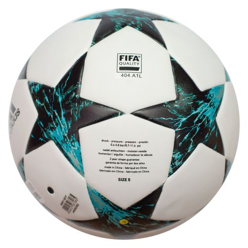 Футбольний м'яч Adidas Finale 17 Top Training Soccer Ball, артикул: BQ1852
