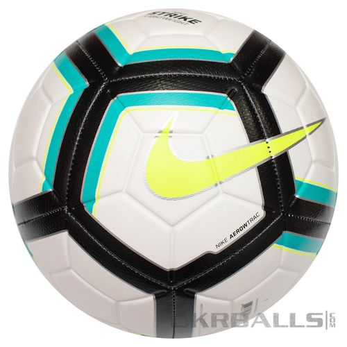 Футбольний м'яч Nike Strike LightWeight 350g, артикул: SC3126-100