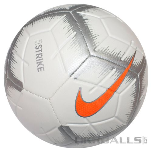 Футбольний м'яч Nike Strike Pitch Event Pack, артикул: SC3496-100