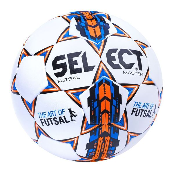 Футзальний м'яч Select Futsal Master - grain white, артикул: 1043430002