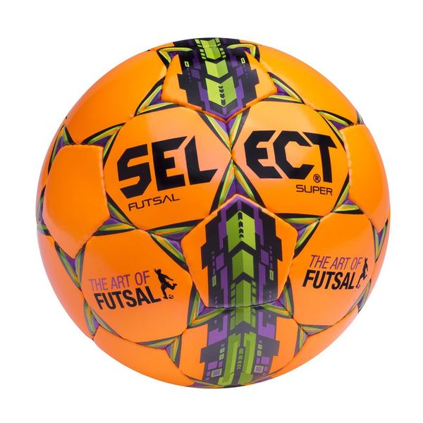 Футзальний м'яч Select Futsal Super FIFA - Orange, артикул: 3613430669
