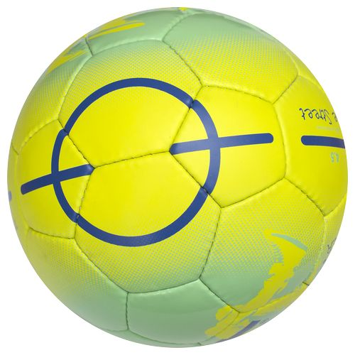 Футбольний м'яч Select Street Soccer - Green-Yellow, артикул: 0955219445