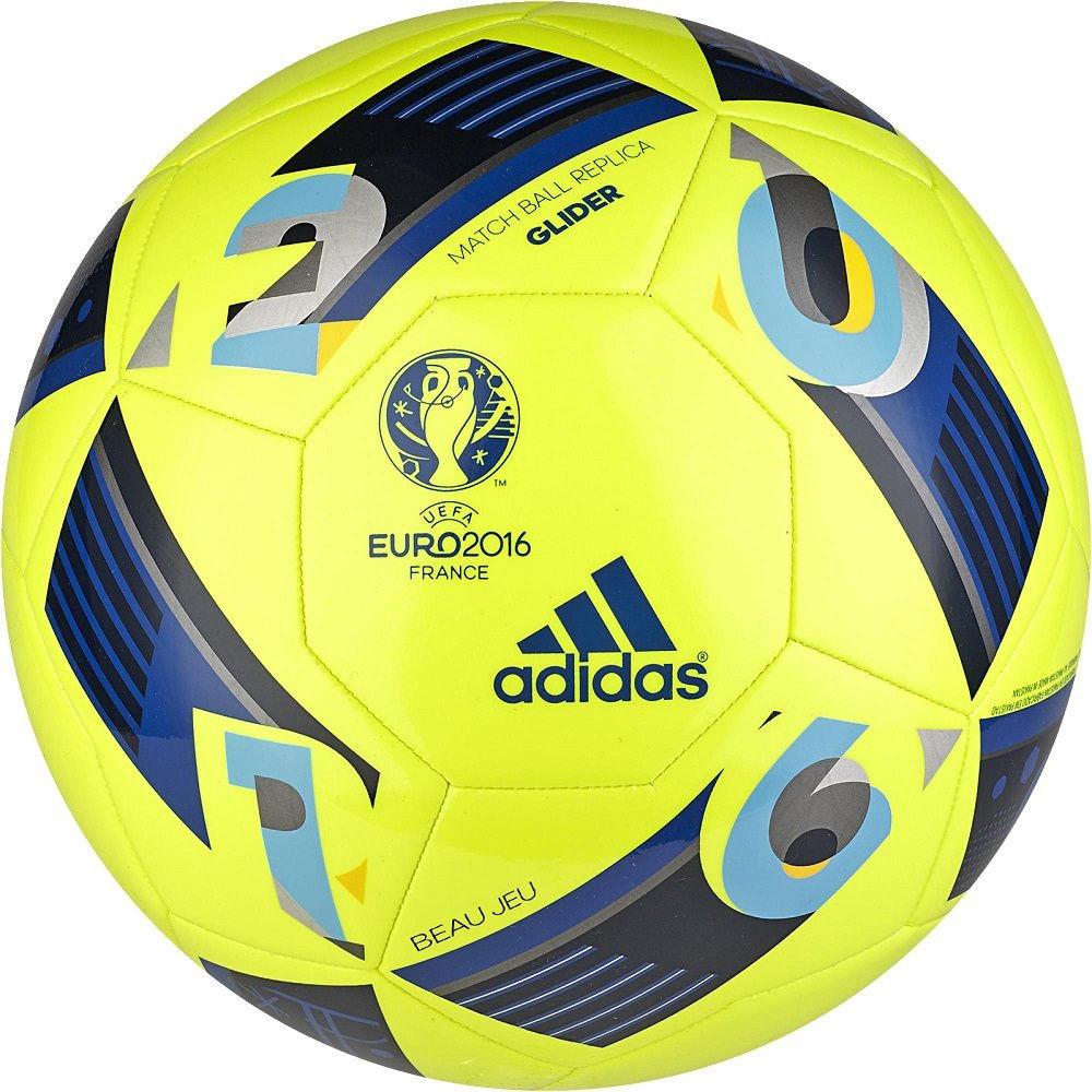 Купить футбольный мяч Adidas EURO 2016 Glider AO2220  ec999a33255fb