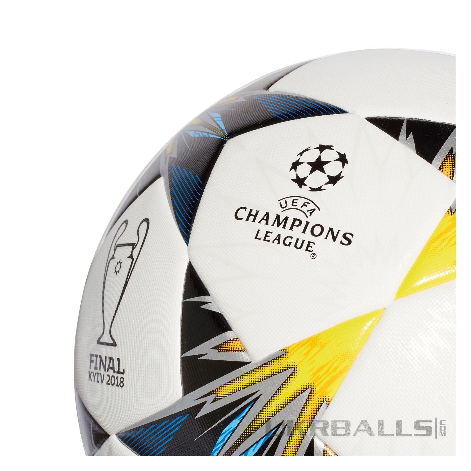 Купить футбольный мяч Adidas Finale Kiev 2018 Top Training CF1204 ... 86fa46115c0b4