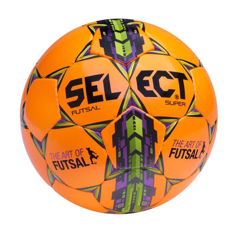 Купить футзальный мяч Select Futsal Super FIFA - Orange 3613430669 ... 7243d5cf3df44