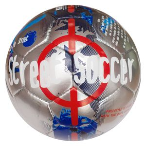 Футбольний м'яч Select Street Soccer - Grey-Red артикул: 0955235992 grey-red