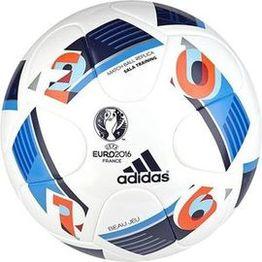 Футзальний м'яч Adidas Euro 2016 Sala Training розмір 4