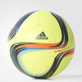 Футбольний м'яч Adidas Pro Ligue 1 Official Match Ball, артикул: AC5875 фото 1