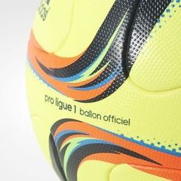 Футбольний м'яч Adidas Pro Ligue 1 Official Match Ball, артикул: AC5875 фото 3