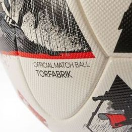 Футбольний м'яч Adidas Torfabrik Official Match Ball, артикул: AO4831 фото 4