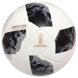 Футбольний м'яч Adidas Telstar 18 World Cup Top Competition, артикул: CE8085 фото 2