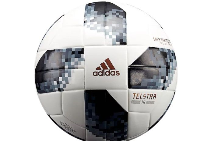 Футзальний м'яч Adidas Telstar World Cup 2018 Sala Training, артикул: CE8148 фото 1