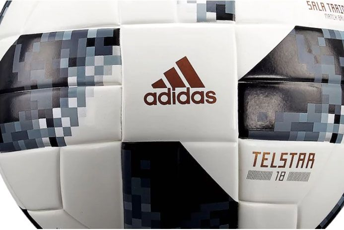 Футзальний м'яч Adidas Telstar World Cup 2018 Sala Training, артикул: CE8148 фото 3