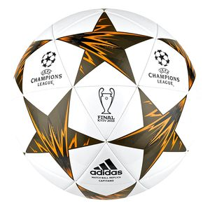 Adidas Finale Kiev 2018 Capitano Ball Gold