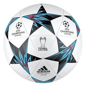 Adidas Finale Kiev 2018 Capitano Ball Black