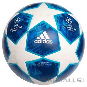 Футбольний м'яч Adidas Finale 18 Top Training розмір 5
