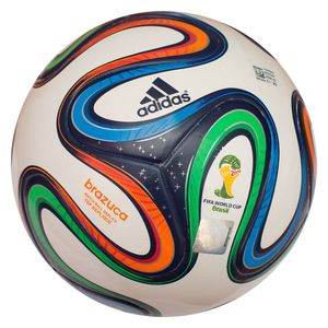 Футбольний м'яч Adidas Brazuca Top Replique, артикул: G73622 фото 1