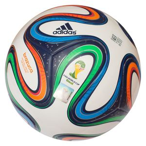 Футбольний м'яч Adidas Brazuca Top Replique, артикул: G73622 фото 2