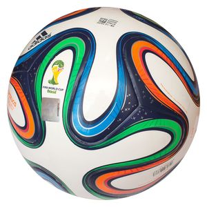 Футбольний м'яч Adidas Brazuca Top Replique, артикул: G73622 фото 4