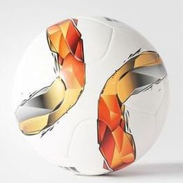 Футбольний м'яч Adidas DFL Top Training Ball, артикул: S90212 фото 1