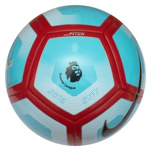 Футбольний м'яч Nike Pitch Premier League Ball, артикул: SC2994-483 фото 1