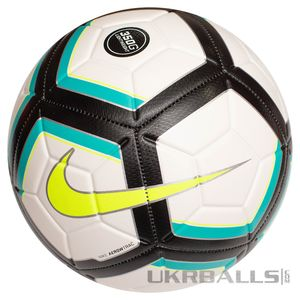 Футбольний м'яч Nike Strike LightWeight 350g, артикул: SC3126-100 фото 7
