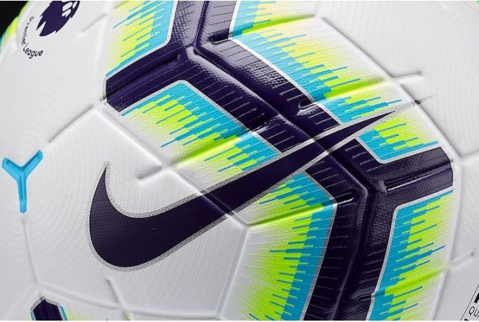 Футбольний м'яч Nike Premier League Merlin 100, артикул: SC3307-100 фото 2