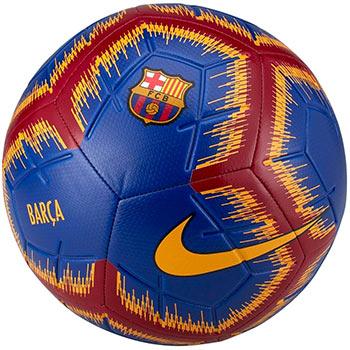 Футбольный мяч Nike FC Barcelona Strike размер 5