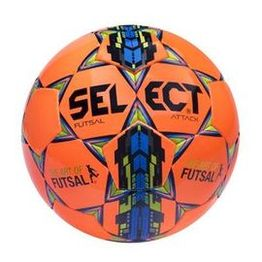 Футзальний м'яч Select Futsal Attack - shiny orange, артикул: 1073430662
