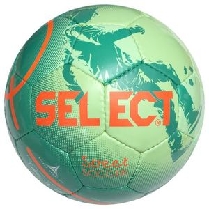 Select Street Soccer - Green-Orange