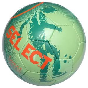 Футбольний м'яч Select Street Soccer - Green-Orange, артикул: 0955219446 фото 1