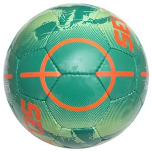 Футбольний м'яч Select Street Soccer - Green-Orange, артикул: 0955219446 фото 4