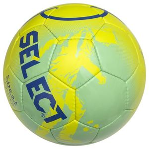 Футбольный мяч Select Street Soccer - Green-Yellow, артикул: Street_Soccer_-_green-yellow фото 9