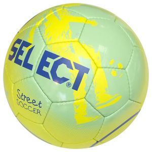 Футбольний м'яч Select Street Soccer - Green-Yellow, артикул: 0955219445 фото 1