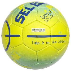 Футбольний м'яч Select Street Soccer - Green-Yellow, артикул: 0955219445 фото 5