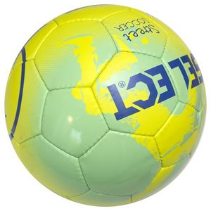 Футбольний м'яч Select Street Soccer - Green-Yellow, артикул: 0955219445 фото 7