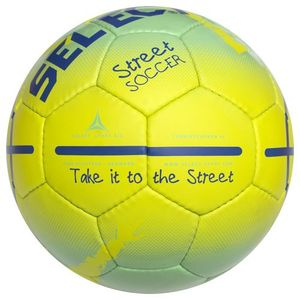 Футбольний м'яч Select Street Soccer - Green-Yellow, артикул: 0955219445 фото 8